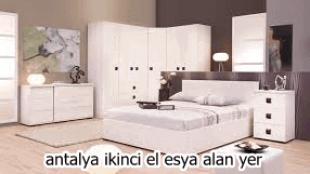 ANTALYA İKİNCİ EL EŞYA ALAN YER