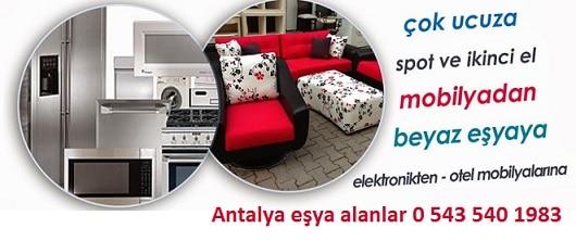 Antalya eşya alanlar