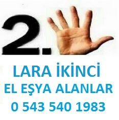 LARA SPOT 2.EL EŞYA ALANLAR